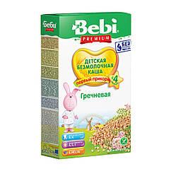 Безмолочна каша Bebi Premium Гречана, 4+, 200г