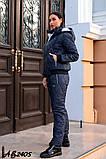 Женский зимний теплый костюм, фото 4
