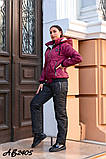 Женский зимний теплый костюм, фото 7