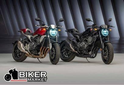 Яким став Honda CB1000R 2021