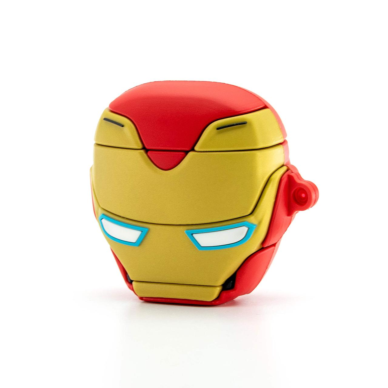 Airpods чехол 1/2 - Iron man