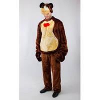 Костюм карнавальный Медведь - Мишка из мультфильма Маша и Медведь