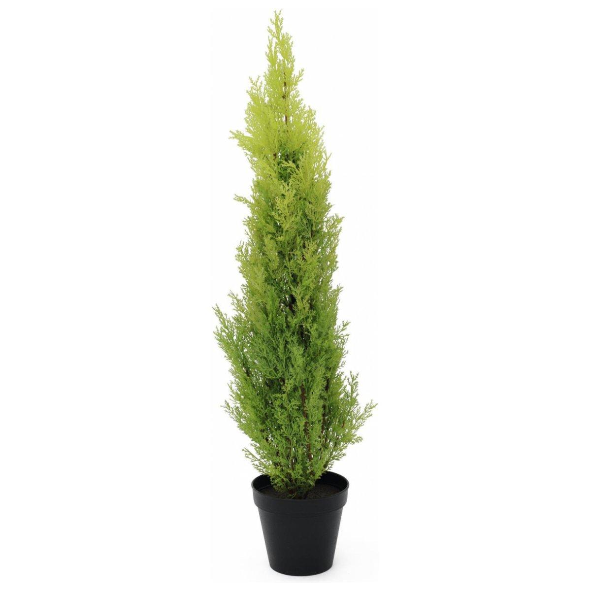 Растения искусственные Europalms Cypress, Leyland, 90 см