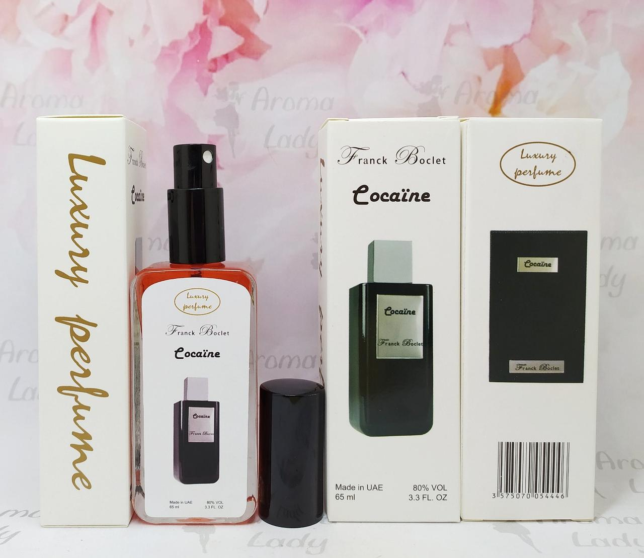 Тестер VIP Luxury Perfume Franck Boclet Cocaїne 65 мл