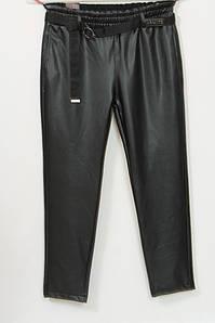 Турецкие женские кожаные брюки больших размеров 48-66