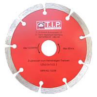 Диск алмазный TIP сегмент 125x7x22.2