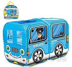 Намет дитячий ігровий 128 см Поліцейська машина 333-116 M 5783