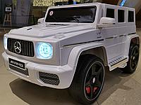 Детский электромобиль Джип «Mercedes-AMG G65» M 4214EBLR-1 Белый