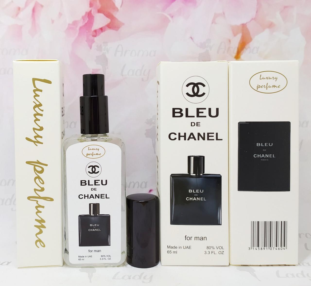 Тестер VIP Luxury Perfume Chanel Bleu de Chanel 65 мл