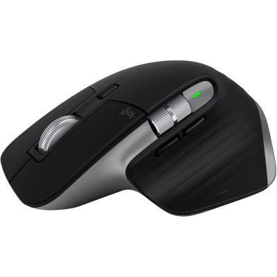 Мышка Logitech MX Master 3 for Mac Bluetooth Space Grey (910-005696)