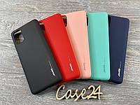 TPU чехол Smitt накладка бампер для Samsung Galaxy M51 (5 цветов), фото 1