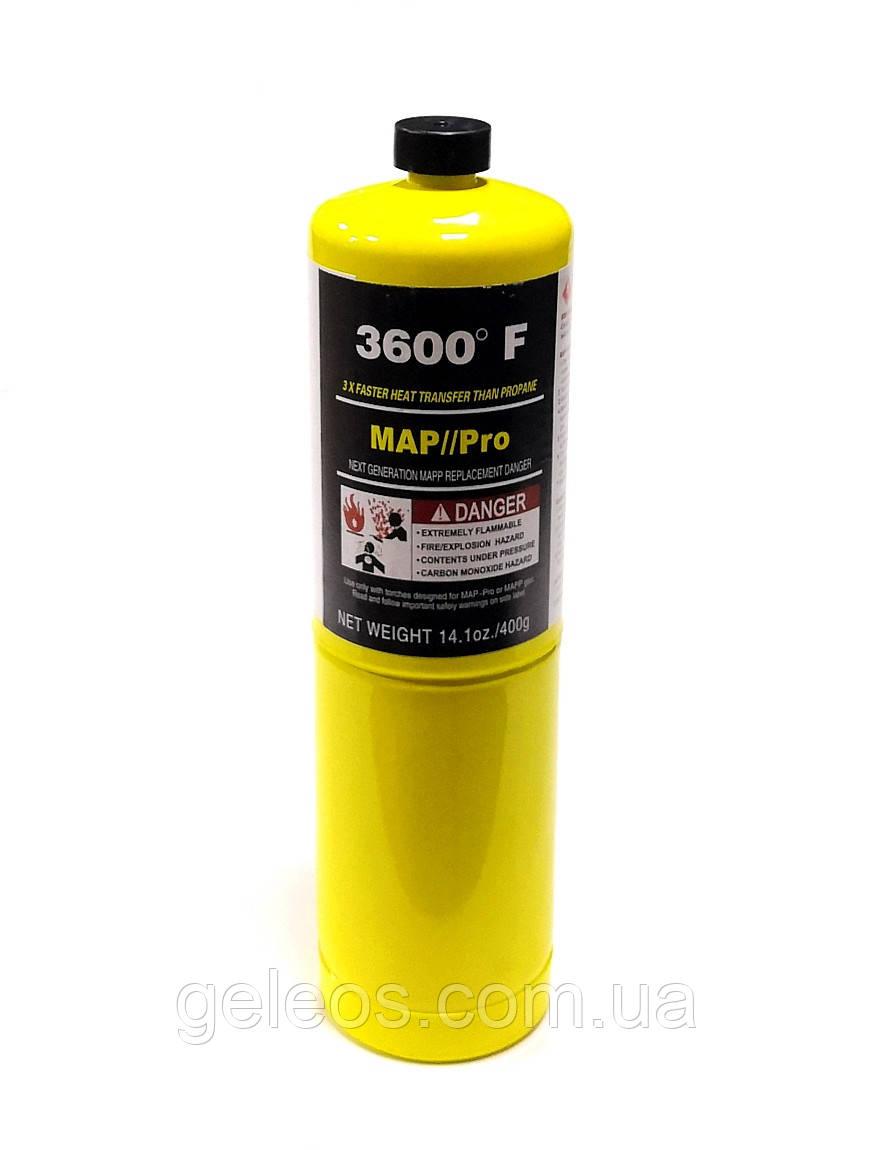 МАПП газ / gas mapp сварочный (400 г)
