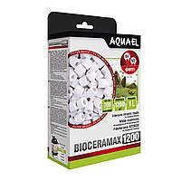 Наполнитель для фильтра Aquael «BioCeraMax 1200» керамические кольца 1 л