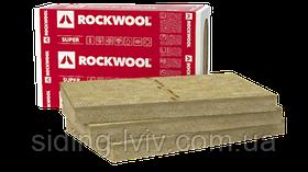 Минеральная базальтовая вата FRONTROCK SUPER ROCKWOOL 150 мм (FRONTROCK MAX E Роквул Фронтрок Супер фасадная м