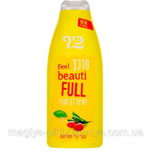 Keff Кондиционер для тонких волос с ягодами годжи и моринги 700 мл, арт.357783