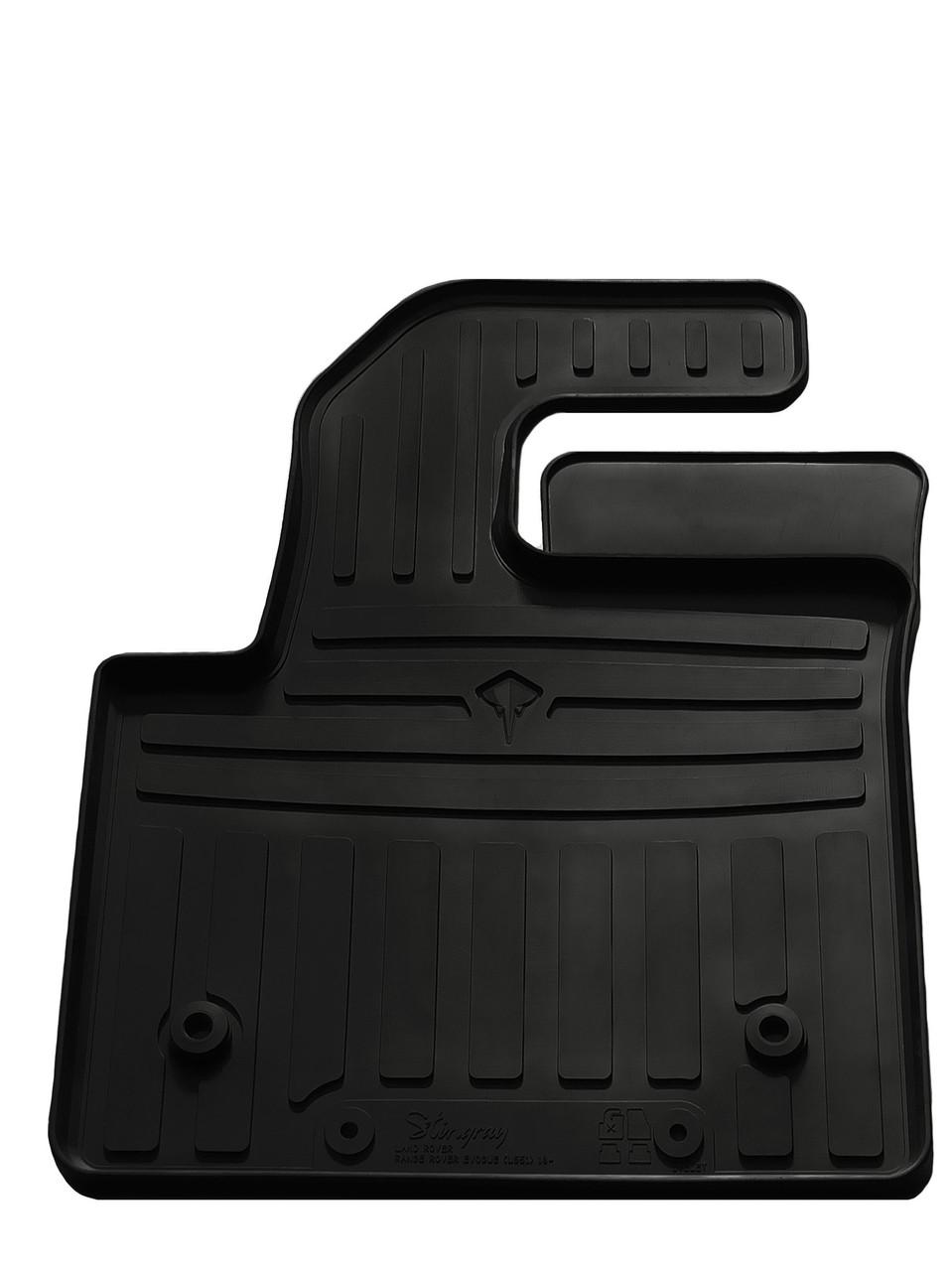 Водительский резиновый коврик дляLAND ROVER RANGE ROVER Evoque L551  2018- Stingray