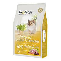Сухой корм для взрослых кошек Profine Cat Original Adult 10 кг (курица)