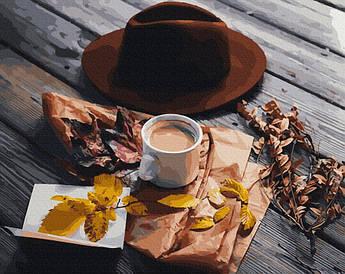 Картина по номерам Осенняя раскладка 40 х 50 см (PGX30833) Премиум набор