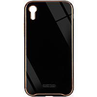 "TPU+Glass чехол Venezia для Apple iPhone XR (6.1""), фото 1"