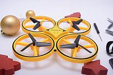 Квадрокоптер Drone 928 з рукавичкою управління рукою і датчиками перешкод