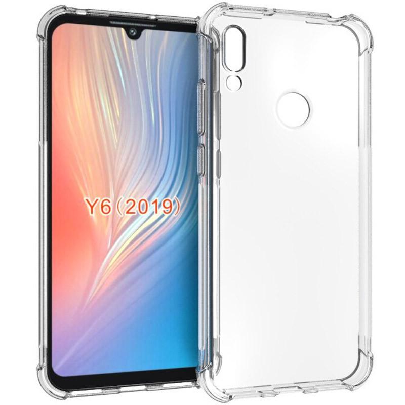 TPU чехол Epic Ease с усиленными углами для Huawei Y6 (2019)