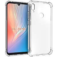 TPU чехол Epic Ease с усиленными углами для Huawei Y6 (2019), фото 1