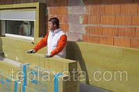 Харьков - Утепление наружных стен под сайдинг или вентфасад