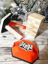 Настільна гра Дженга 54 Супер вежа Джанга Вежа Arial Україна