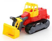 Гусеничний трактор-навантажувач