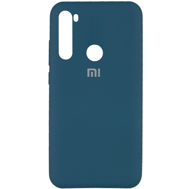Чехол Silicone Cover Full Protective (AA) для Xiaomi Redmi Note 8T