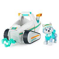 Щенячий патруль щенок Эверест со спасательным автомобилем Spin Master
