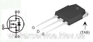 Транзистор  IXTH75N15 150V 75A