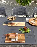 Крісло Bora NARDI 58,5Х57Х86 см caffè, фото 4