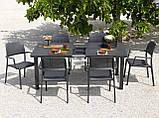 Крісло Bora NARDI 58,5Х57Х86 см caffè, фото 5