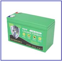 Аккумулятор литиевый 12 V 14A с элементами Li-ion 18650, фото 1