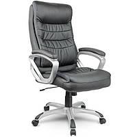Офисное компьютерное кресло Madera для офиса, дома черное (офісне комп'ютерне крісло для офісу, дому)