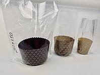 Форма для випічки великодніх пасок 134*95 (500г) (200 шт в упаковці) 050000610
