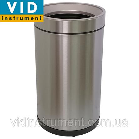 Ведро для мусора JAH 15л (без крышки с внутренним ведром), фото 2
