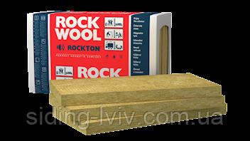 Мінеральна вата Rockwool Rockton Роквул (Роктон 50 мм)