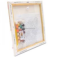 Картина за номерами Ідейка «Тигрюля» 40x40 см (КНО4070), фото 3