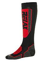 Шкарпетки лижні Relax Extreme RS032 XL Black-Red