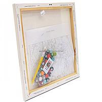 Картина по номерам Идейка «Черешневые вкусности» 40x40 см (КНО5552), фото 3