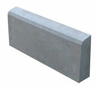 Поребрик 50*20*4 см, серый