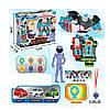 Детский игровой набор робот Tobot Deltatron из серии тоботы с роботом-трансформером, игровыми фигурками героев, фото 5