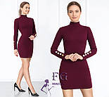 """Коротке плаття-футляр """"Eva"""", фото 2"""