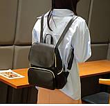 Рюкзак женский городской young молодежный, фото 3