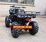 Квадроцикл електричний з мотором 800W HB-EATV800N-2(MP3) V3 чорний для дітей від 6 років. Швидкість до 20 км/год, фото 3