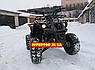 Квадроцикл електричний з мотором 800W HB-EATV800N-2(MP3) V3 чорний для дітей від 6 років. Швидкість до 20 км/год, фото 4