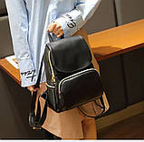 Рюкзак женский городской young молодежный, фото 5
