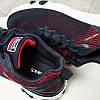 Кроссовки мужские BaaS Fashion темно-синие BGSD10013, фото 8
